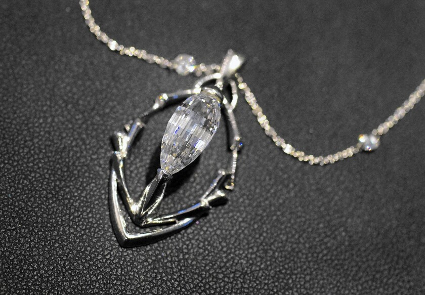 The 4.6 carat Esperanza diamond -- the 5th largest diamond ever found in the U.S. -- is now touring the U.S. and is on display at Black, Starr & Frost salons in Newport Beach and Phoenix this month. The diamond was discovered at Crater of Diamonds State Park in Arkansas, June 2015. It is the largest D color, Internally Flawless American diamond.