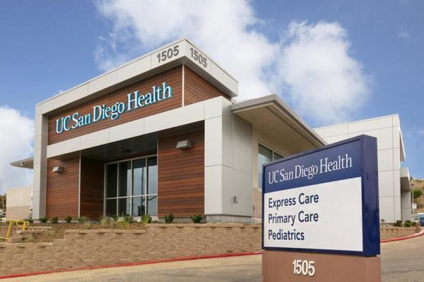 UC San Diego Health's newest center is located at 1505 Encinitas Blvd. in Encinitas. To learn more, call (858) 657-7000 or visit health.ucsd.edu