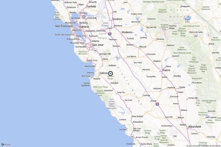 Earthquake: 3.0 quake strikes near Ridgemark, California