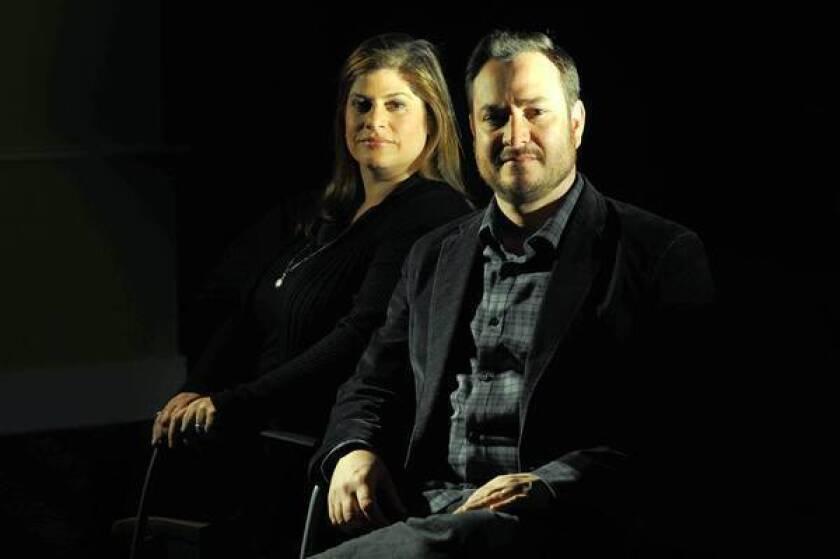 Filmmakers Sheri Springer Berman and Robert Pulcini