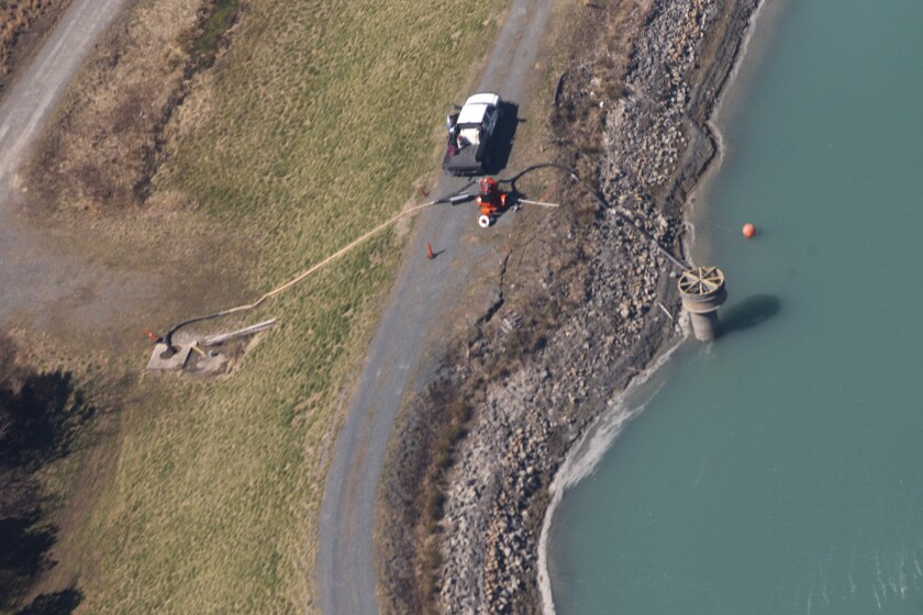 Coal ash spill in North Carolina
