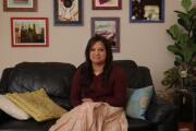 My Favorite Room | Rati Gupta knows that her 'Beyonce' candle is the star of her living room