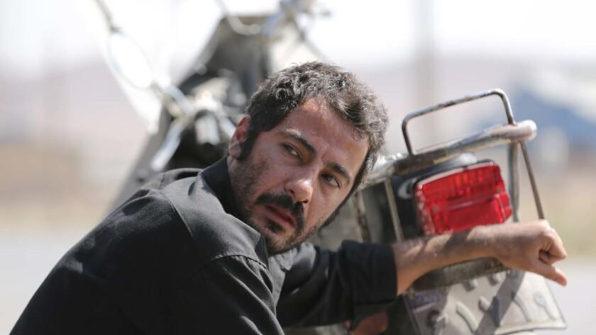 "Navid Mohammadzadeh in a scene from ""No Date, No Signature."" Credit: Distrib Films U.S."