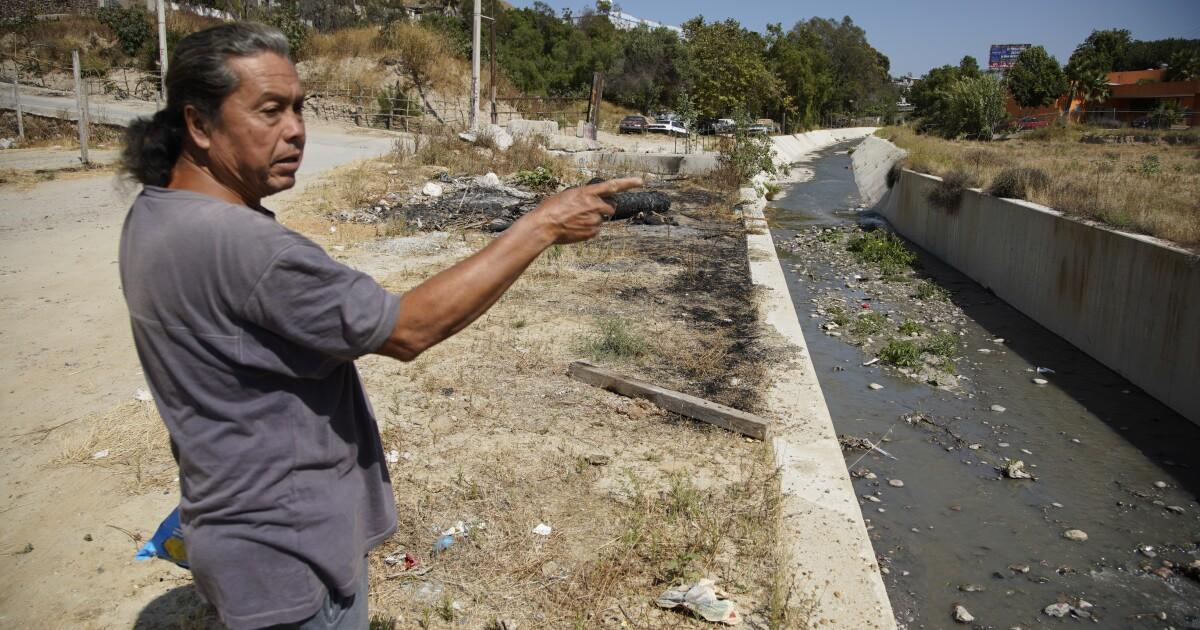 Baja California governor accuses big US companies of water theft