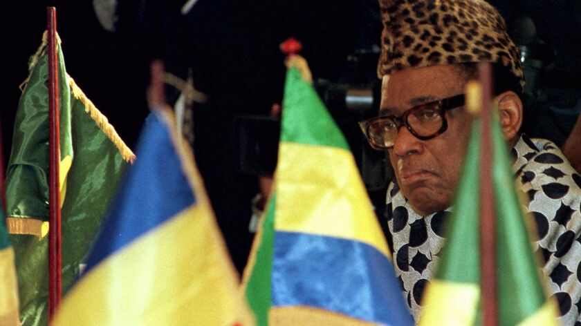 """MOBUTU; """"Mobutu issues call for vote in Zaire"""""""