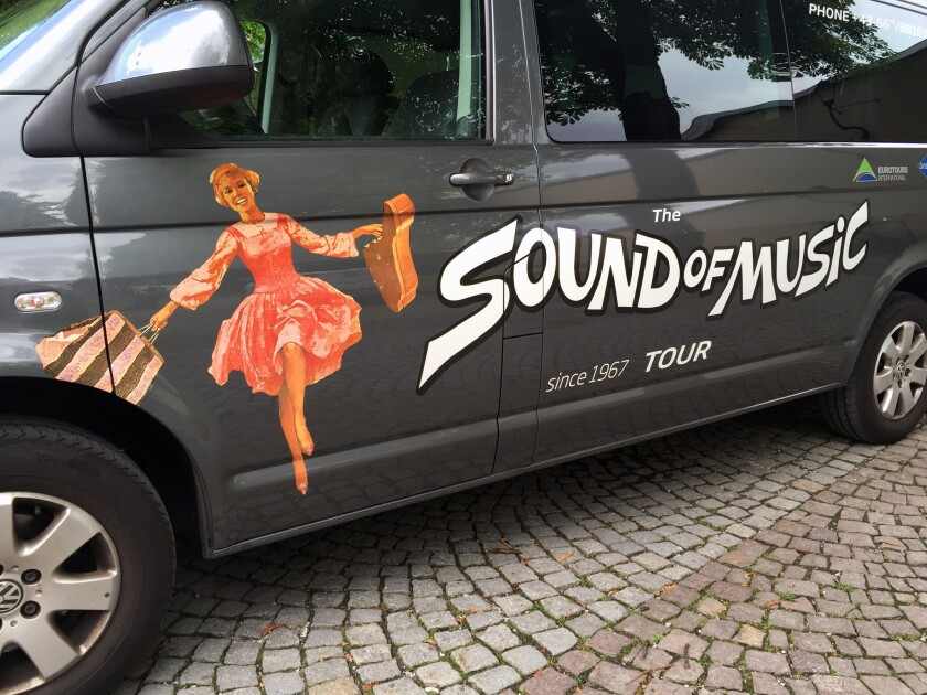 'The Sound of Music' in Salzburg