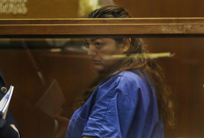 Verónica Aguilar, de 39 años de edad, ahora enfrenta cargos de asesinato y abuso infantil como producto de la muerte del menor Yonatan Daniel Aguilar.