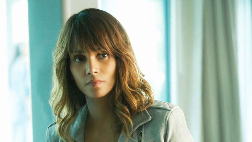 """Halle Berry is back for a second season of the science fiction drama """"Extant"""" on CBS."""