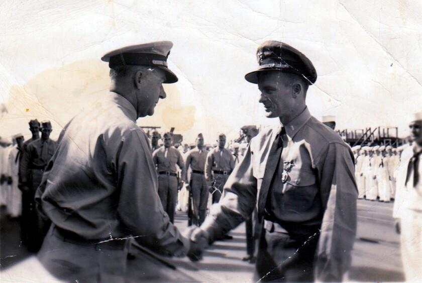 George Purple Heart 1945.jpg