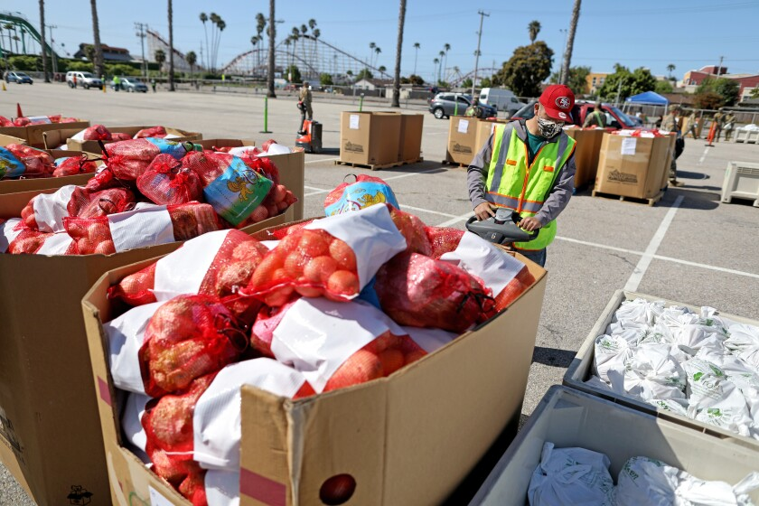 Second Harvest Food Bank of Santa Cruz County