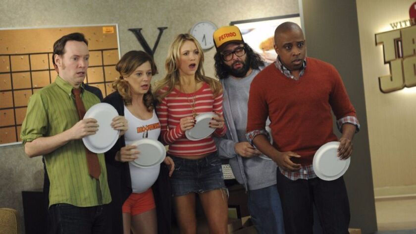 """A still from the NBC TV show """"30 Rock."""""""