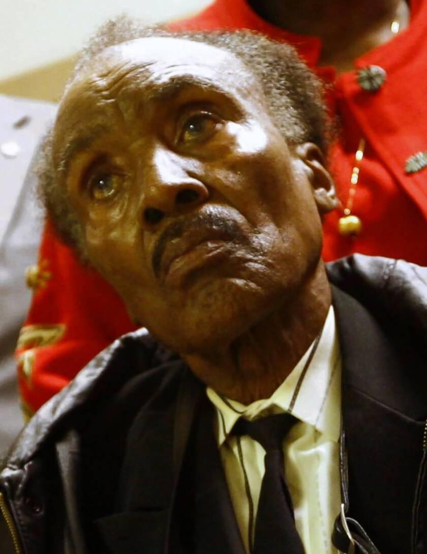 Willie Louis dies at 76; witness to 1955 murder of Emmett Till