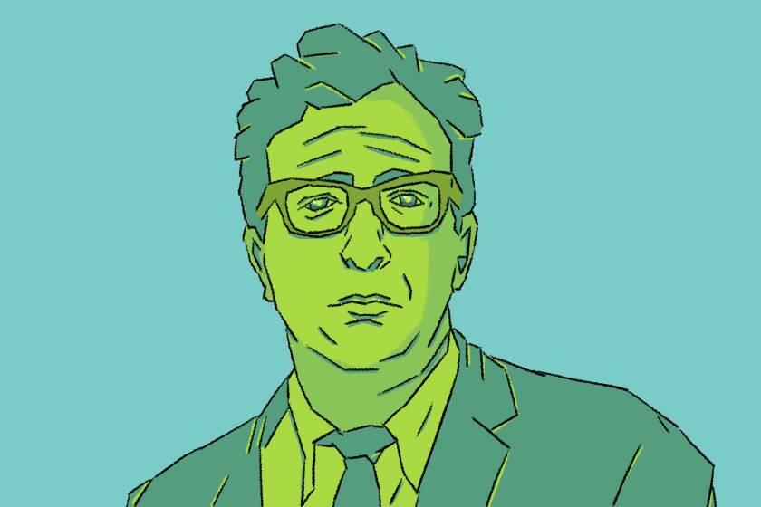 Illustration of Luciano Berio