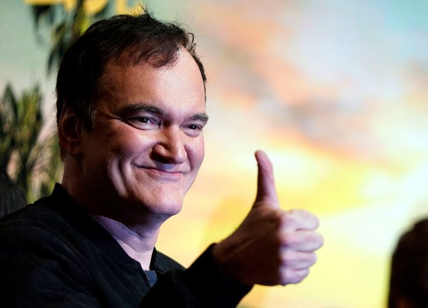 "Quentin Tarantino likely will earn an Oscar nomination for his ""Once Upon a Time ... in Hollywood"" screenplay."