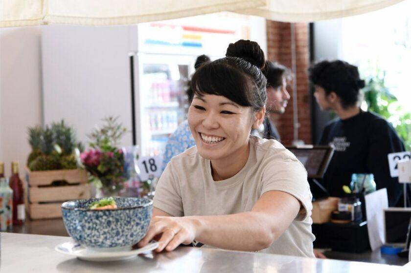 Joy owner Vivian Ku
