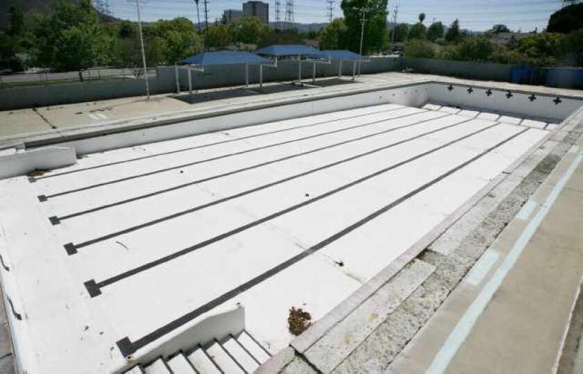 Officials upbeat about Verdugo Park pool