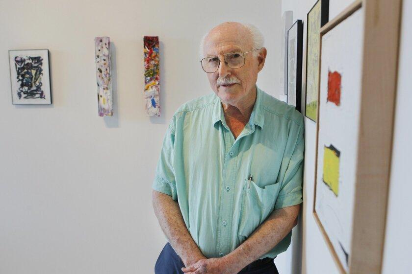 Artist Richard Allen Morris