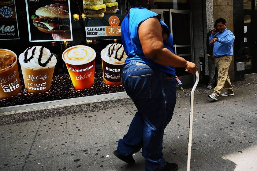 Obesity's death toll could be higher than believed, study says