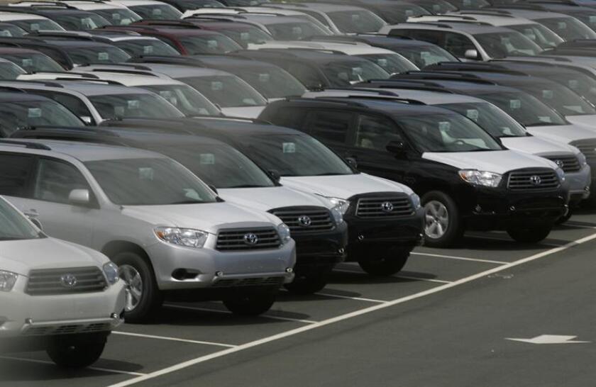 El Grupo Unido de Importadores de Automóviles (GUIA), organización que representa la industria automotriz en Puerto Rico, informó hoy que a cierre de mes la venta de vehículos fue el tercer peor enero de la industria automotriz de la isla. EFE/Archivo