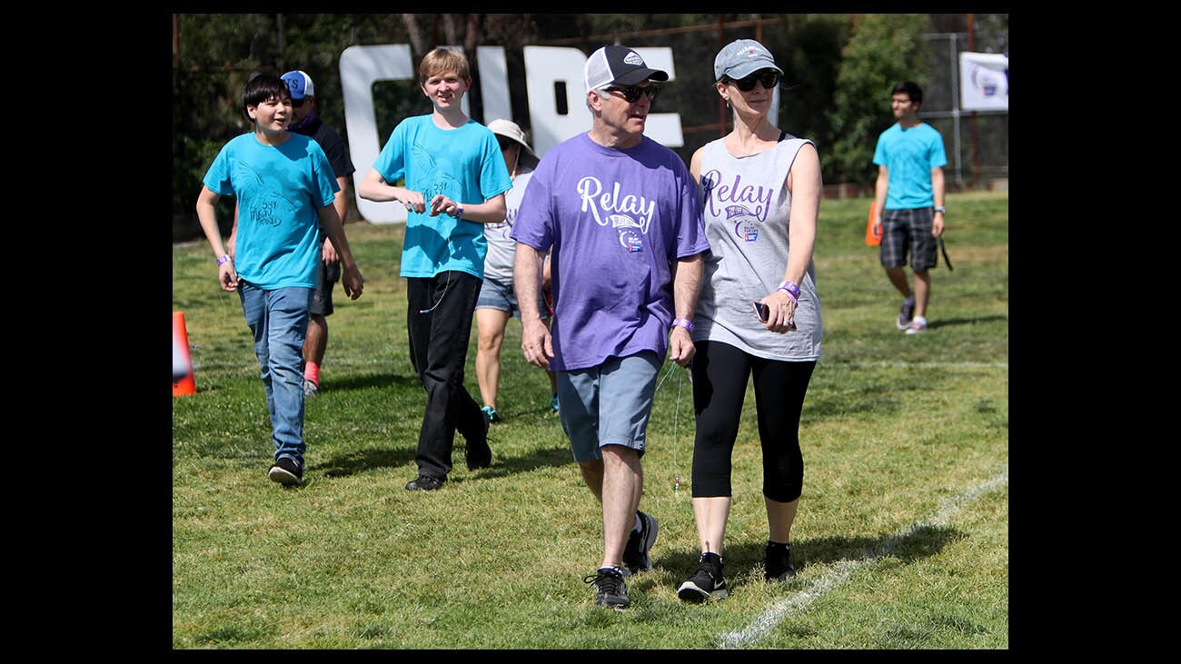 Photo Gallery: Relay for Life of the Foothills