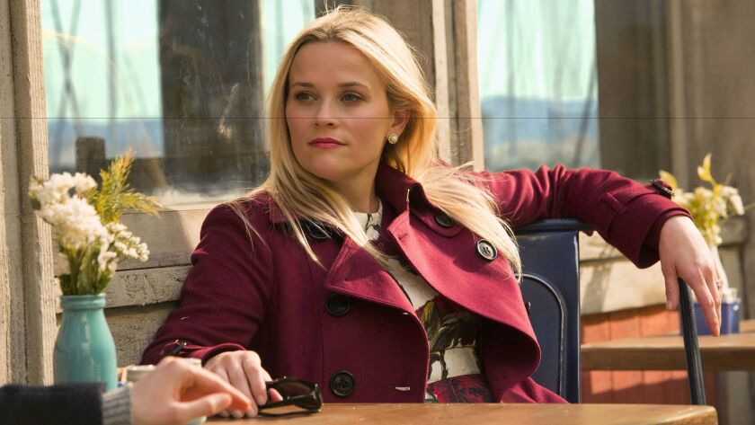 """Reese Witherspoon as Madeline in """"Big Little Lies"""""""