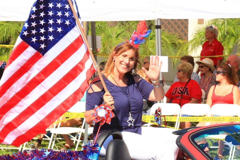 Rancho Bernardo's 49t annual Spirit of the Fourth parade - 7/4/2018