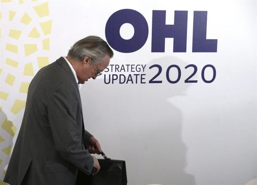 El grupo español OHL se adjudicó en Estados Unidos un contrato por 1.200 millones de euros (1.285 millones de dólares) para mejorar un tramo de la autopista interestatal 405 (I405) en el estado de California, informó hoy su filial mexicana. EFE/ARCHIVO