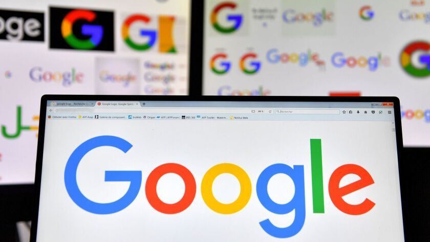 The U.K. plans to tax the revenue of Google and other tech giants.