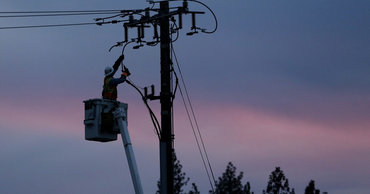 Feuer Wetter droht Kalifornien: Santa Ana Winde in Süd-FFF PG