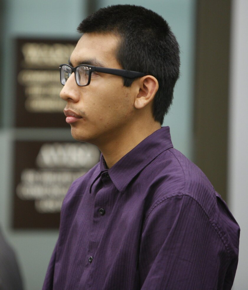 18-year-old Samuel Ruiz is accused of sending threatening online messages to several Oceanside teenagers. Ruiz stands to spend over three years in prison for his comments.