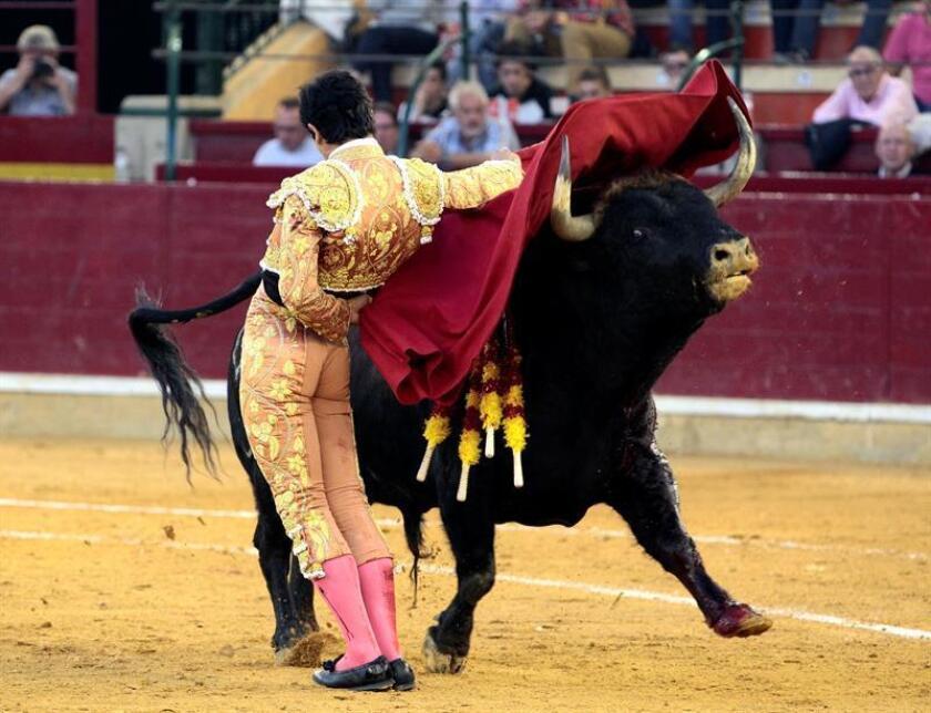 """Adame, herido; Roca Rey, tres orejas, y """"El Paya"""", pincha faena"""