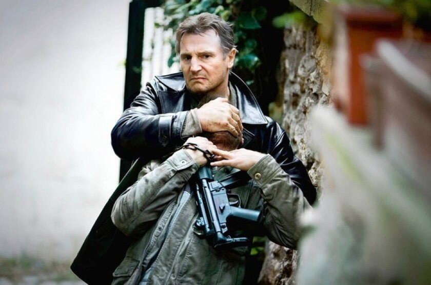 Review: Don't mess with Liam Neeson in 'Taken 2'