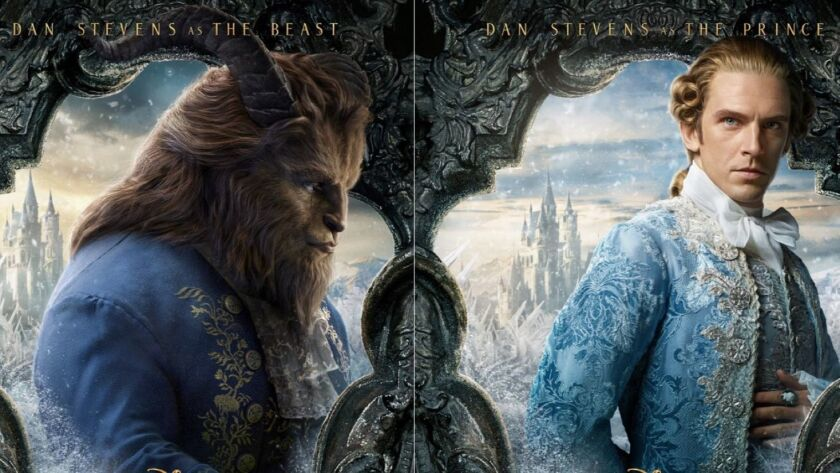 c3f2c93c51 Dan Stevens channels his beastly side in 'Beauty and the Beast ...