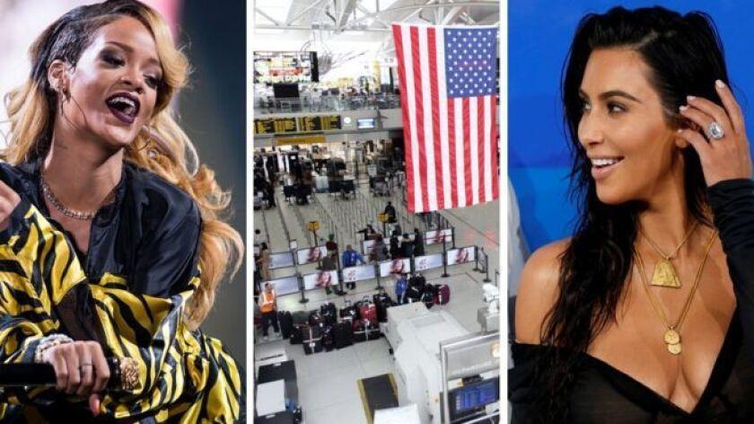 """Y es que, según la lista que elaboró recientemente la revista Rolling Stone, la página de Instagram de la Administración de Seguridad en el Transporte de EE.UU. (TSA, por sus siglas en inglés) ocupa el cuarto puesto de una lista de 100 """"mejores"""" perfiles, solamente superada por la de Kim Kardashian, National Geographic y Rihanna."""