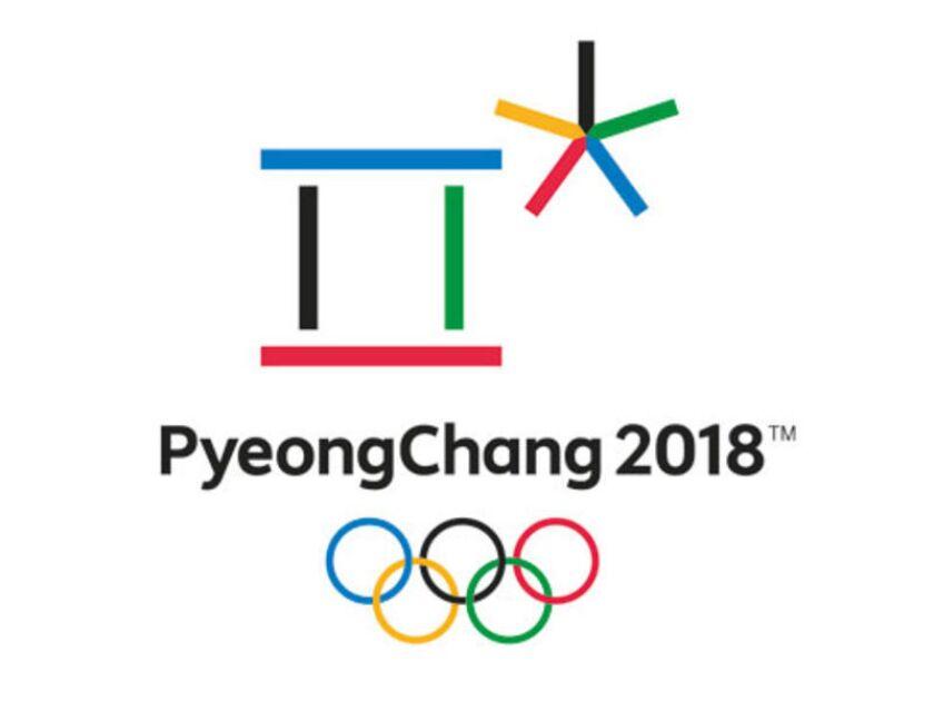 2018 Olympics logo
