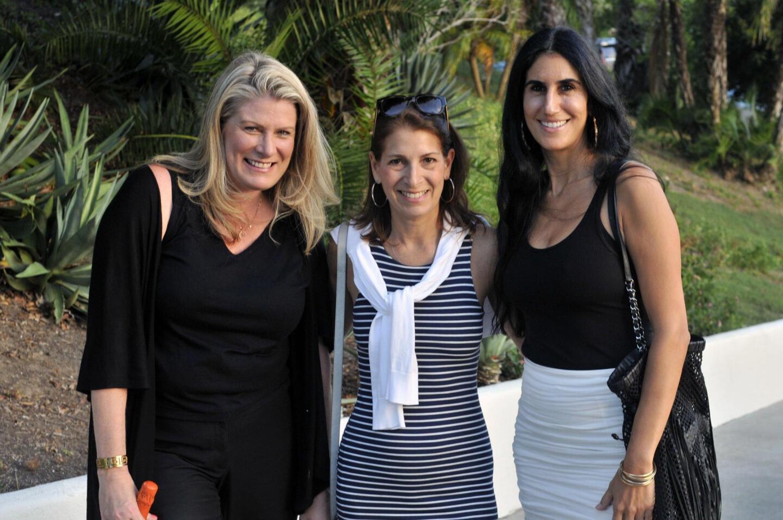Kelly Dorvillier (2012), Jane Sagerman (2006), Alex Johnson (2016)