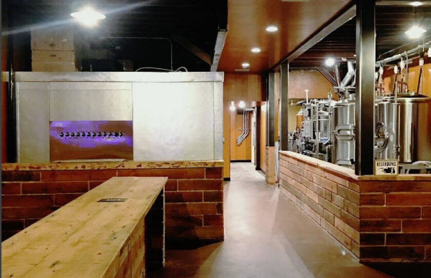 Inside Chula Vista Brewery. (@cvbrewery Instagram)
