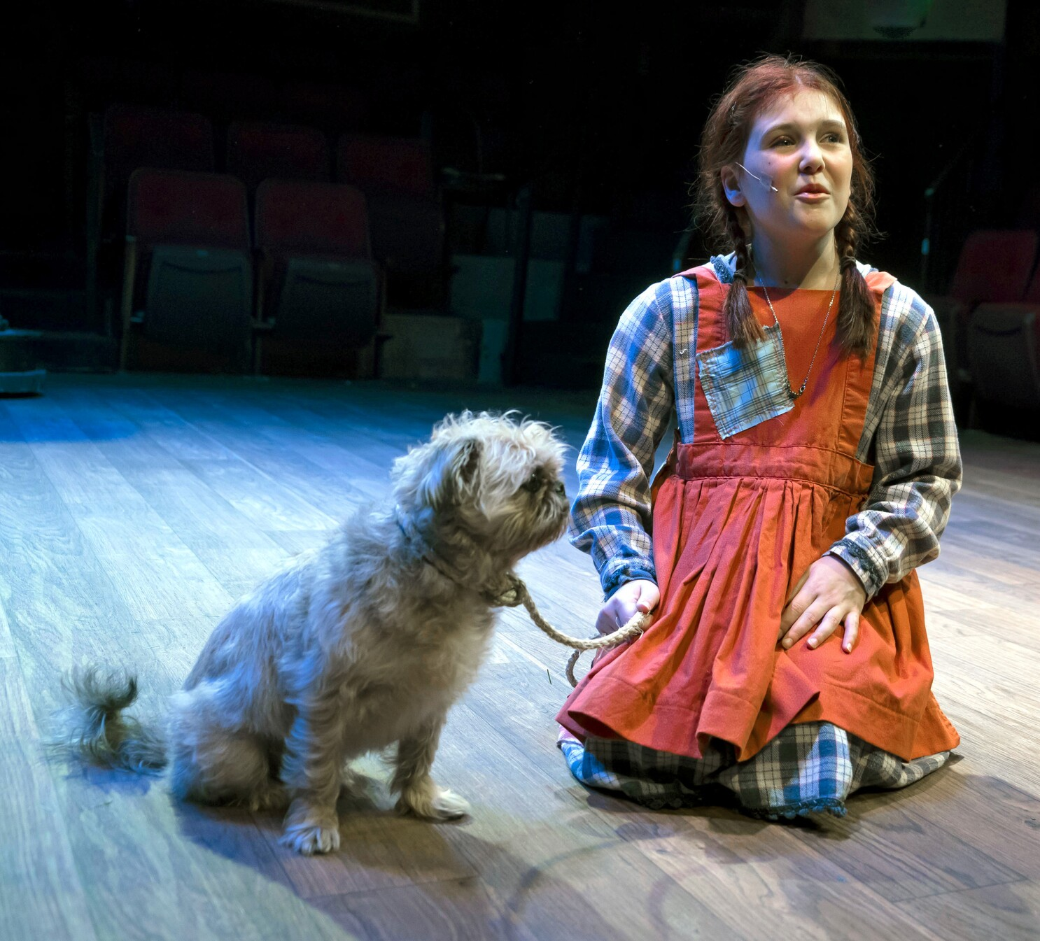 Musical 'Annie' takes center stage at local theater