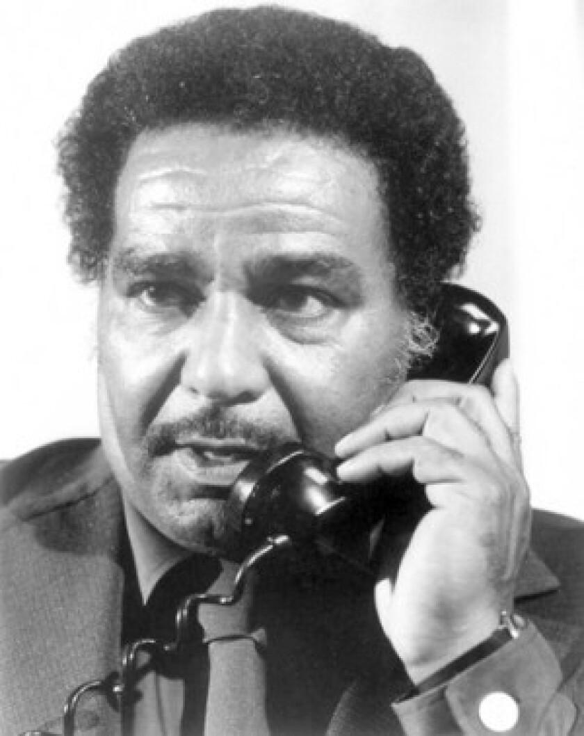 Bernie Hamilton, 1928 - 2008