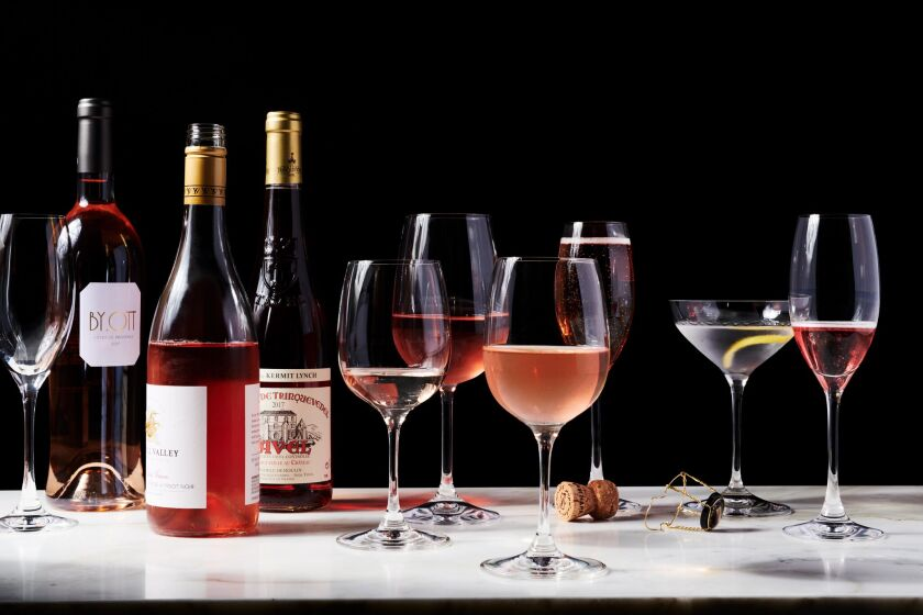 Del Frisco's will hold a tasting of 30 rosés on Friday.