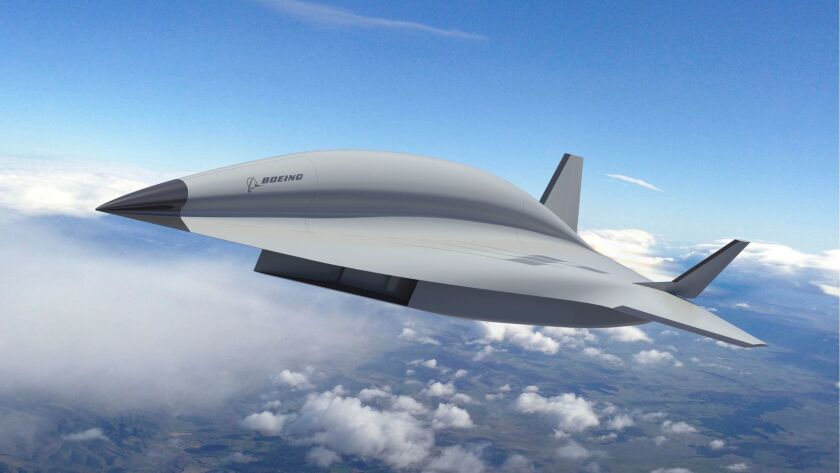 Get ready for the era of hypersonic flight — at five times