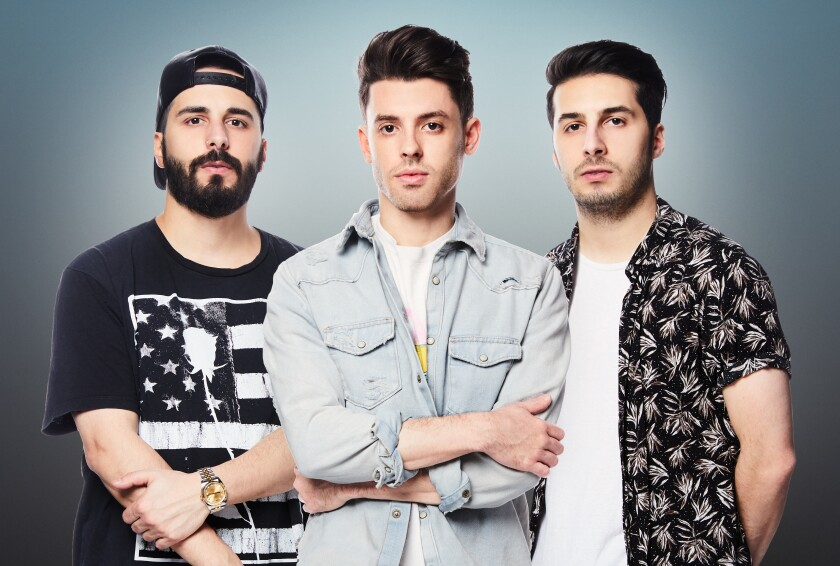 A photo of Cash Cash