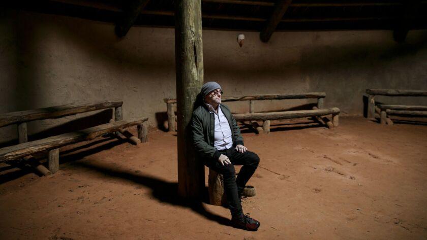 TAHLEQUAH, OKLA. -- WEDNESDAY, FEBRUARY 27, 2019: Gene Norris, genealogy researcher at the Cherokee