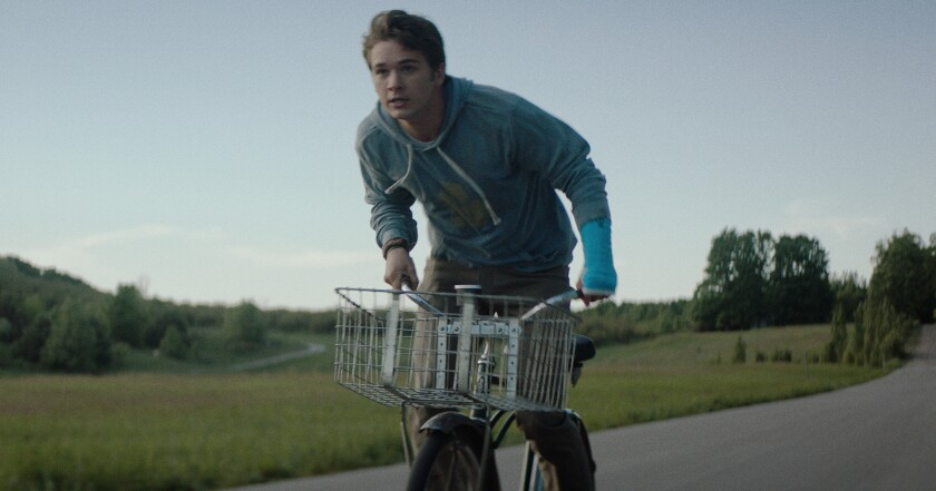 John-Paul Howard as Ben in Brett and Drew Pierce's 'The Wretched'