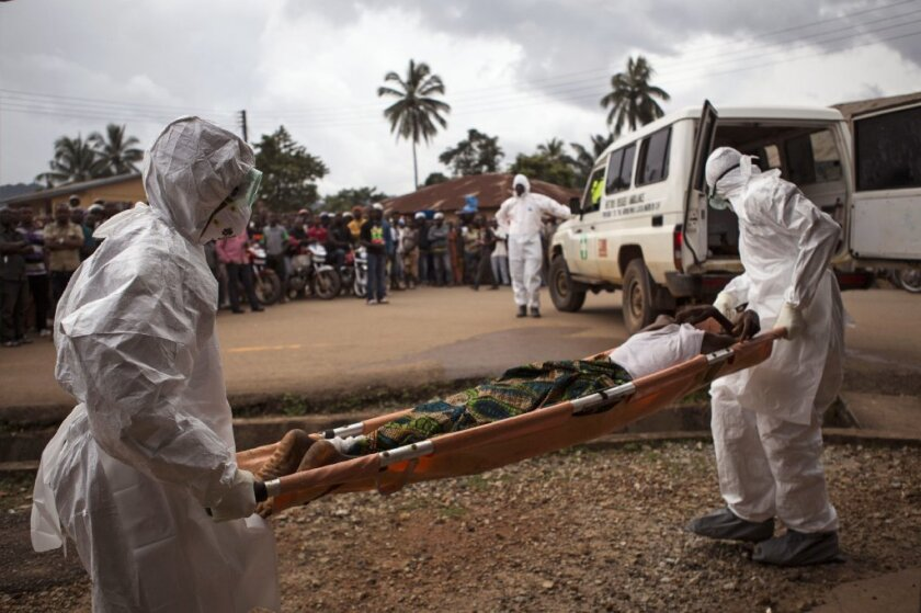 New research shows that not all who were infected with the Ebola virus fell desperately ill.