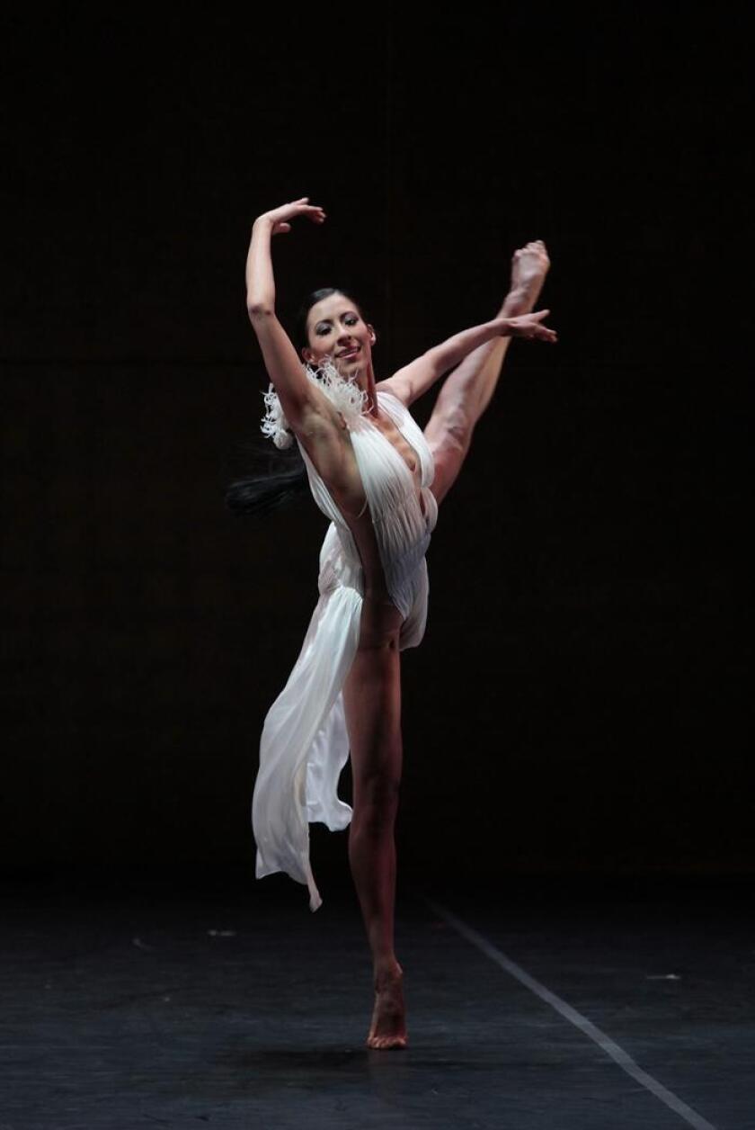 La bailarina mexicana Elisa Carrillo defiende papel del arte en la sociedad