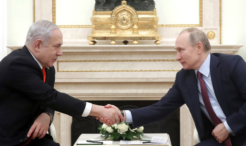 Russia Israel