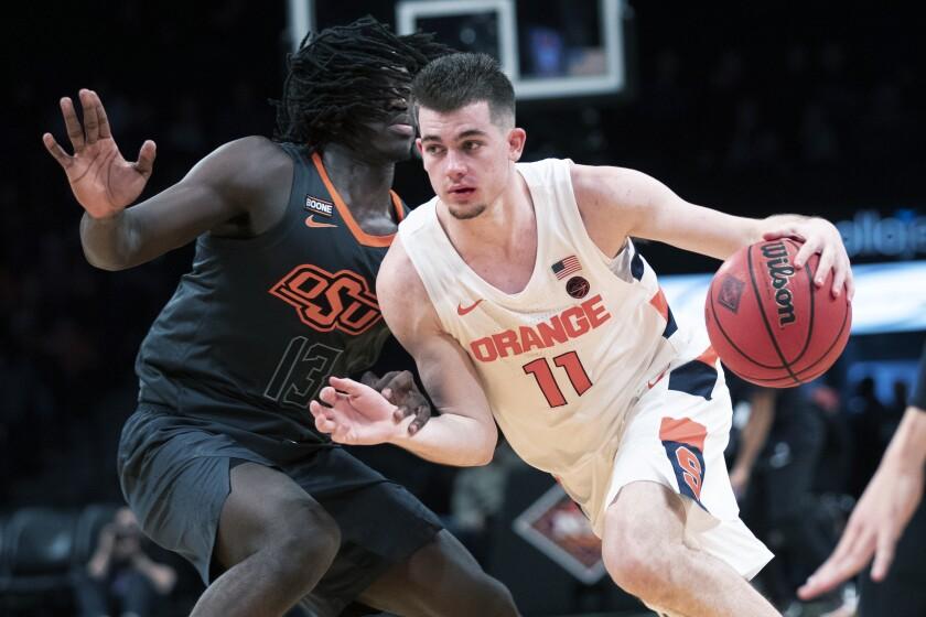 Syracuse-Girard Basketball