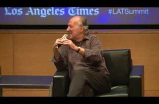 "Documentary filmmaker, Werner Herzog, talks about his new film ""Into the Inferno"""