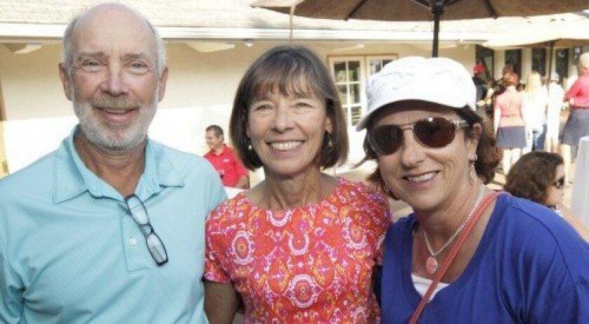 Tom Neglia, Janice Muller, Kelly Coleman